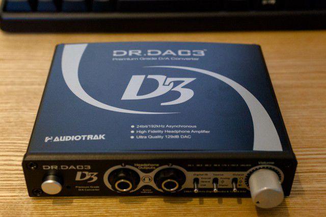 DR.DAC3本体