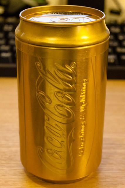 ゴールデン缶