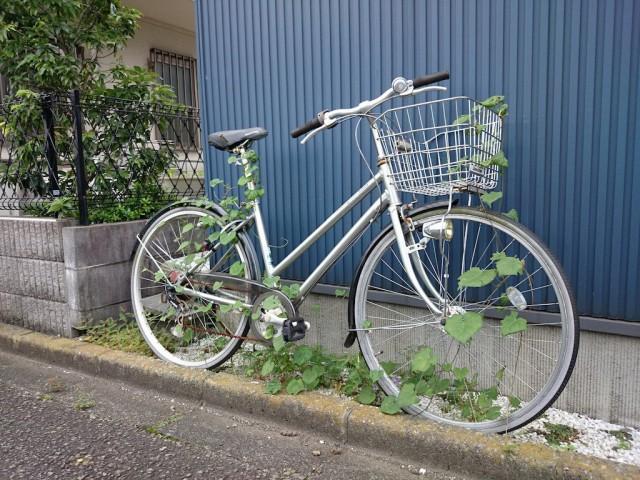 自転車(Android)
