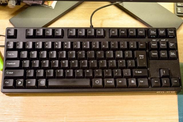 今までのキーボード